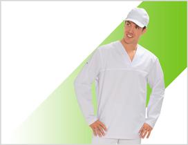 Trwała, powtarzalna i przystosowana do prania przemysłowego Odzież dla Przemysłu Spożywczego HACCP